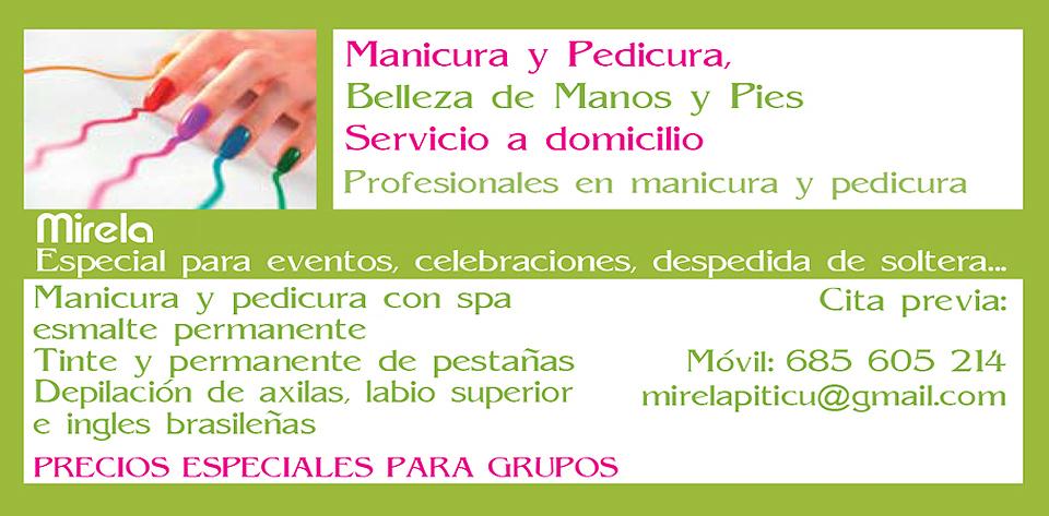 NAILS at HOME, Manicura y Pedicura a domicilio en Madrid